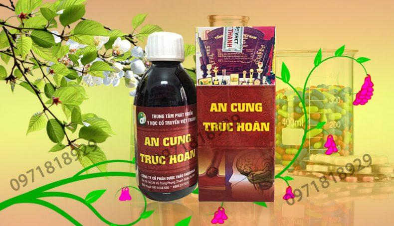 Thuốc an cung trúc hoàn – Nguyễn Quý Thanh