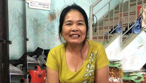 bà Đào Thị Ngọc