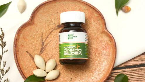 Nano Ginkgo Biloba, hỗ trợ giảm các triệu chứng sau tai biến mạch máu não do tắc mạch!